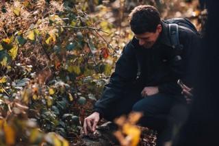 James With Mushroom