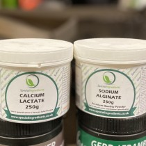 Calcium Lactate Sodium Alginate