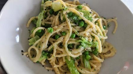 Sophie End Spaghetti W Brie