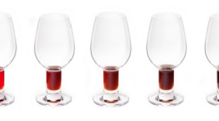 9 Tasting Glasses In A A Row Copy 2