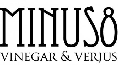 Logo Minus 8 Vinegar Verjus