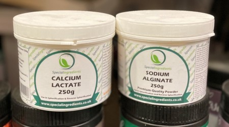 Calcium Lactate Sodium Alginate1